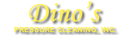 Dino's Pressure Cleaning, Jupiter FL