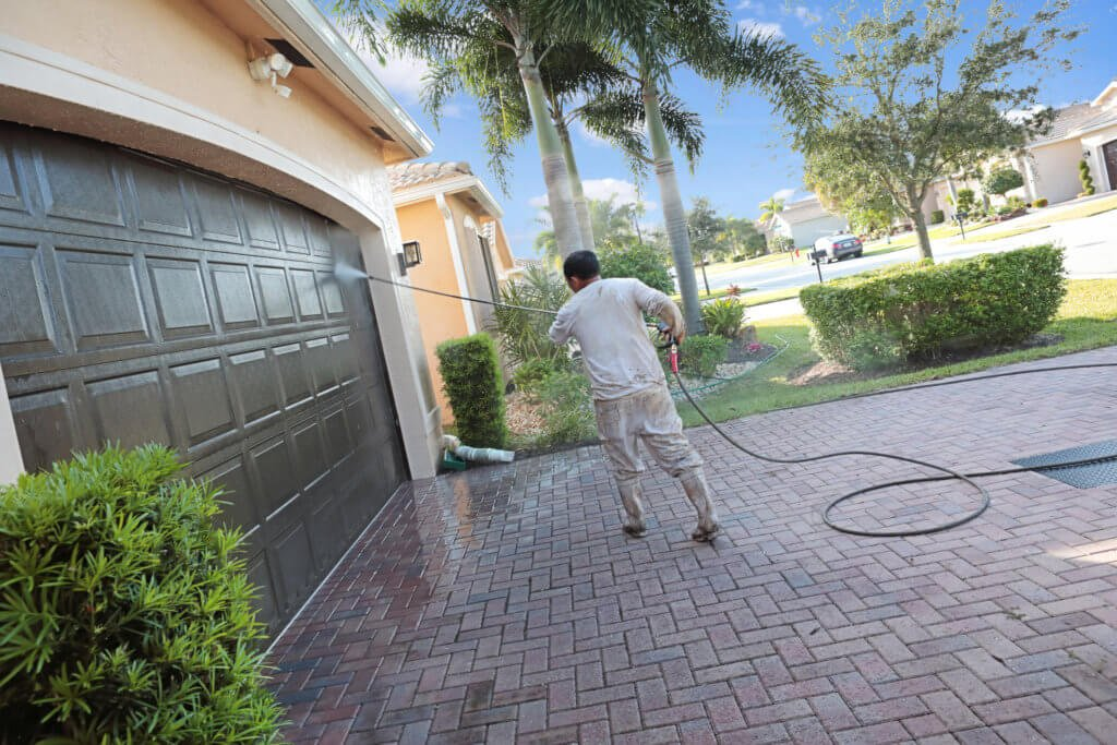 When Soft Pressure Washing is the Better Choice? | Jupiter, FL