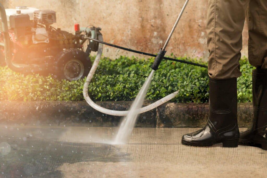 Importance of Concrete Pressure Washing | Jupiter, FL | (561) 818-7032