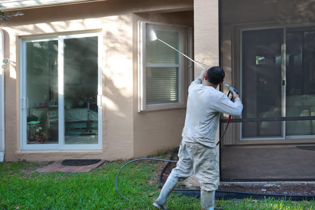 How Often Should I Have My Home Pressure Washed in Florida?